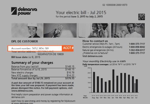 Delaware Electricity Power Company In De Direct Energy