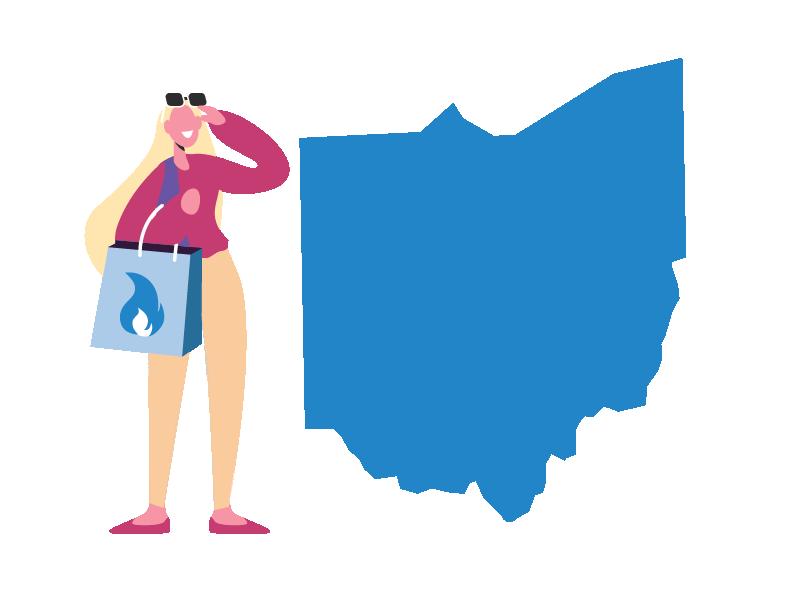 natural gas Ohio