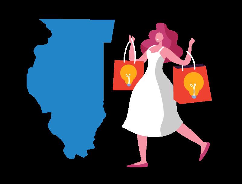 electricity Illinois