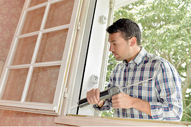Save Money by Air Sealing Your House