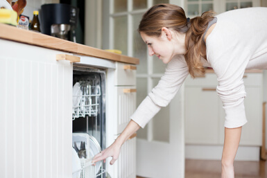 How Much Electricity Does My Dishwasher Use?