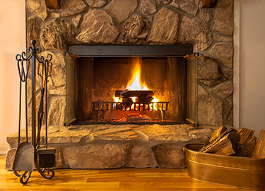 How Much Energy Does a Fireplace Use?