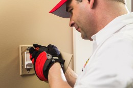 Trust Direct Energy's home service technicians when your home' wiring or ducts need work.
