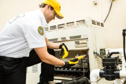 Get top of the line HVAC service from one of Direct Energy's skilled technicians