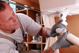 Get great plumbing service and repair for your home from Direct Energy