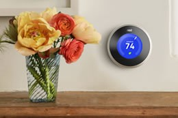 Choose a Comfort & Control Plan and Get a Nest Learning Thermostat